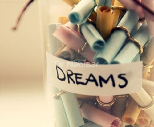 My dream. Your dream. How we can make it happen?