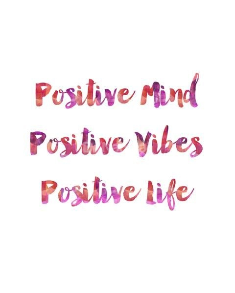 Positive Mindset for a Successful Me
