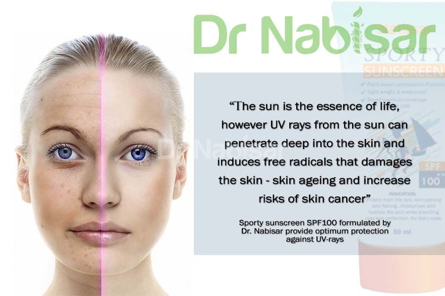 Sun is vital.. but is it worth damaging your skin??
