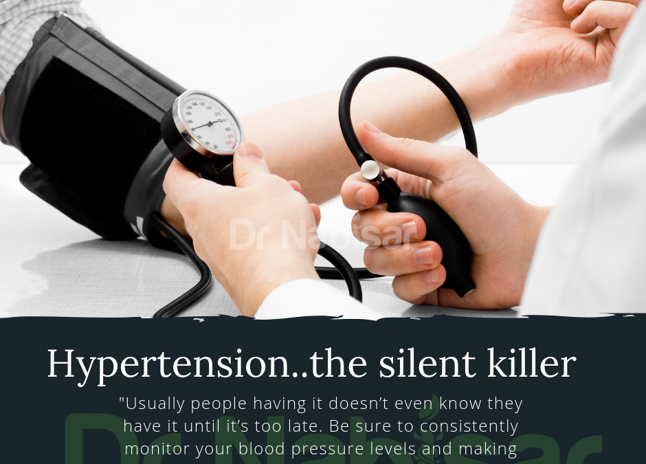 Hypertension..the silent killer of our modern world